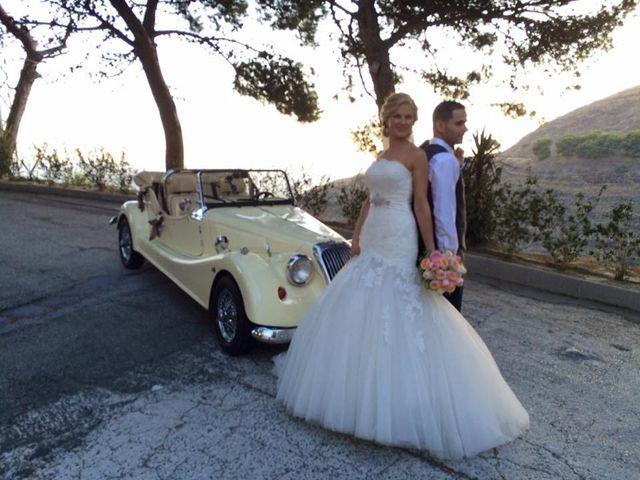 La boda de Christopher y Gabriela  en Motril, Granada 2
