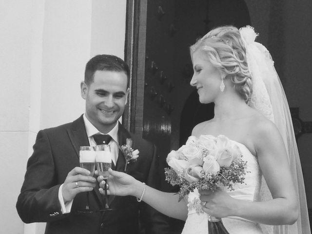 La boda de Christopher y Gabriela  en Motril, Granada 3