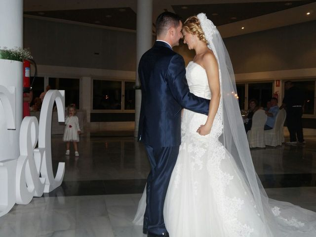 La boda de Christopher y Gabriela  en Motril, Granada 4