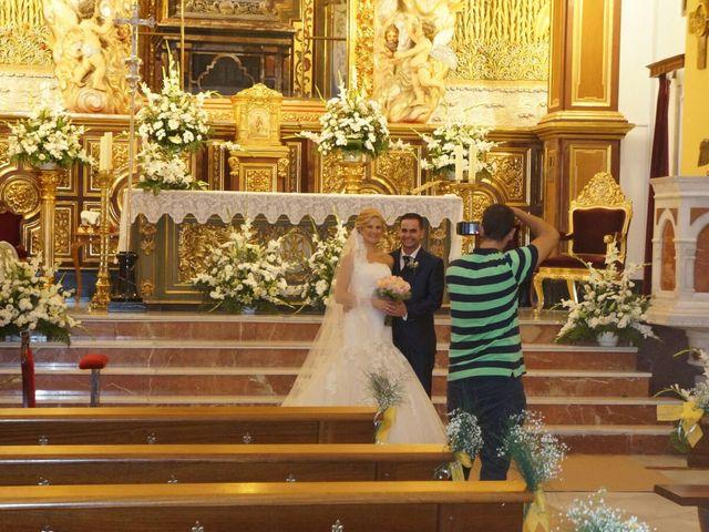 La boda de Christopher y Gabriela  en Motril, Granada 6