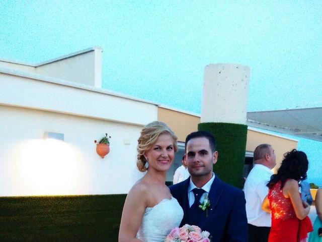 La boda de Christopher y Gabriela  en Motril, Granada 7
