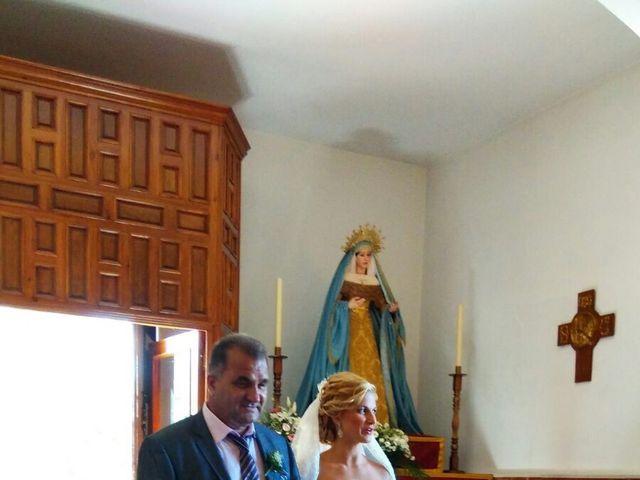 La boda de Christopher y Gabriela  en Motril, Granada 9