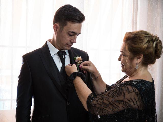 La boda de Javier y Jessica en Otura, Granada 3