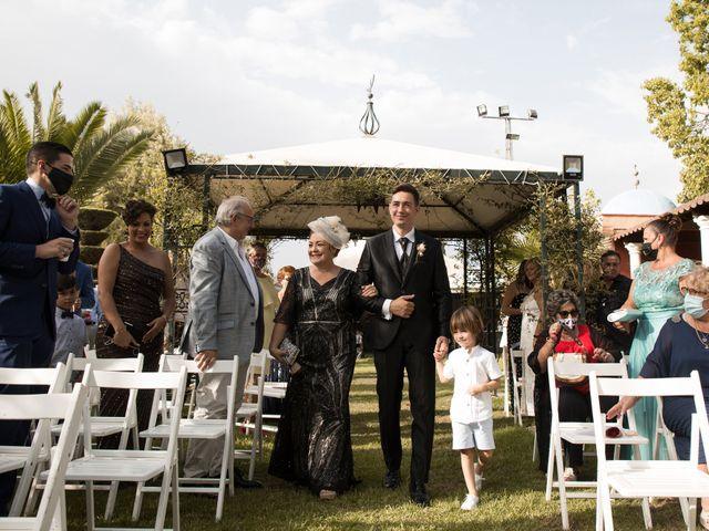 La boda de Javier y Jessica en Otura, Granada 15