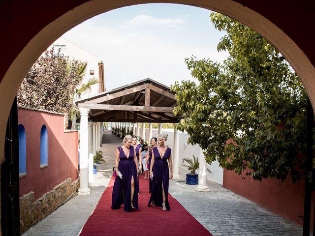 La boda de Javier y Jessica en Otura, Granada 16