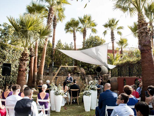 La boda de Javier y Jessica en Otura, Granada 17