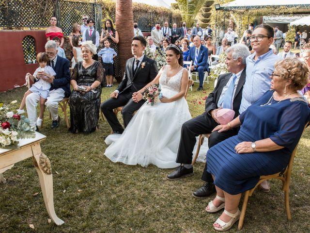 La boda de Javier y Jessica en Otura, Granada 18