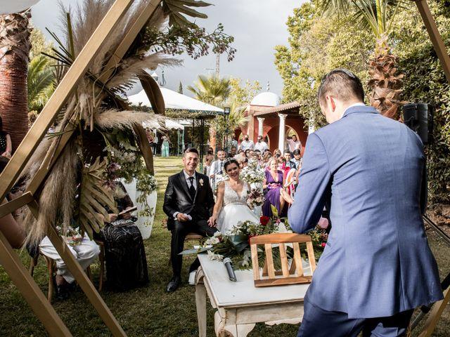 La boda de Javier y Jessica en Otura, Granada 19