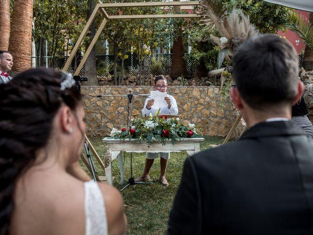 La boda de Javier y Jessica en Otura, Granada 21
