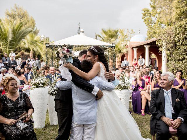 La boda de Javier y Jessica en Otura, Granada 22