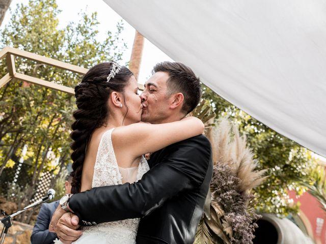 La boda de Javier y Jessica en Otura, Granada 24