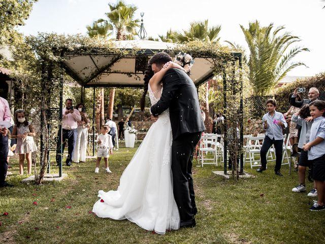 La boda de Javier y Jessica en Otura, Granada 27