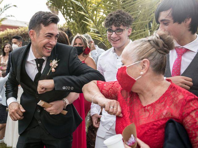 La boda de Javier y Jessica en Otura, Granada 28