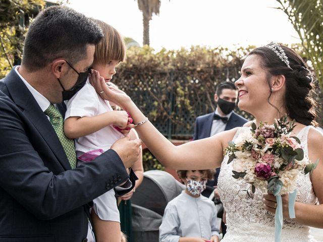 La boda de Javier y Jessica en Otura, Granada 29