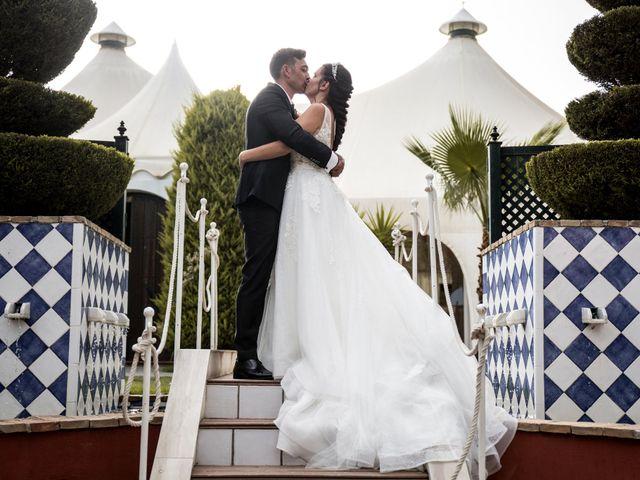 La boda de Javier y Jessica en Otura, Granada 30