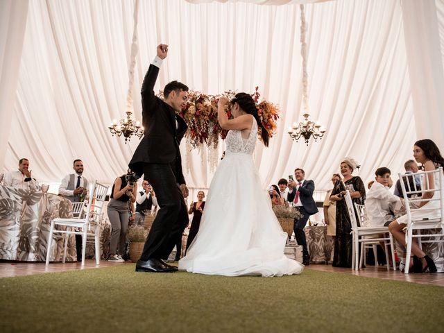 La boda de Javier y Jessica en Otura, Granada 34