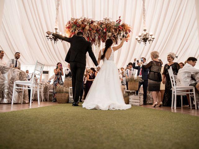 La boda de Javier y Jessica en Otura, Granada 35