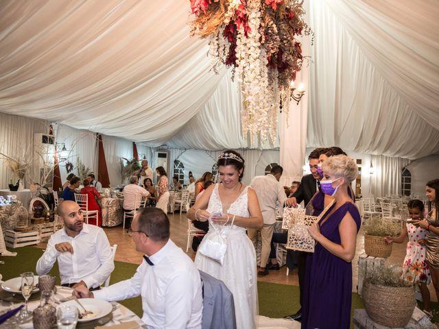 La boda de Javier y Jessica en Otura, Granada 36