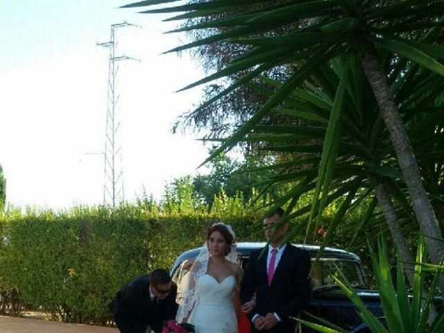 La boda de Daniel y Macarena en Sevilla, Sevilla 6