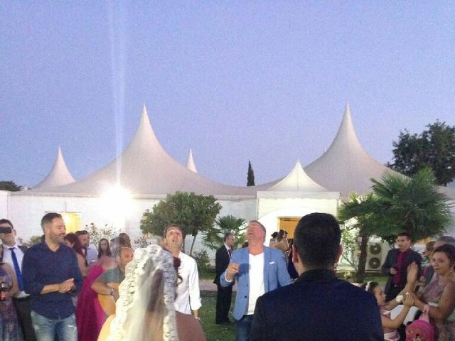 La boda de Daniel y Macarena en Sevilla, Sevilla 8