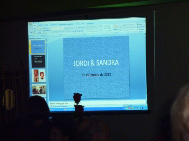 La boda de Sandra y Jordi en Santa Maria De Merles, Barcelona 5