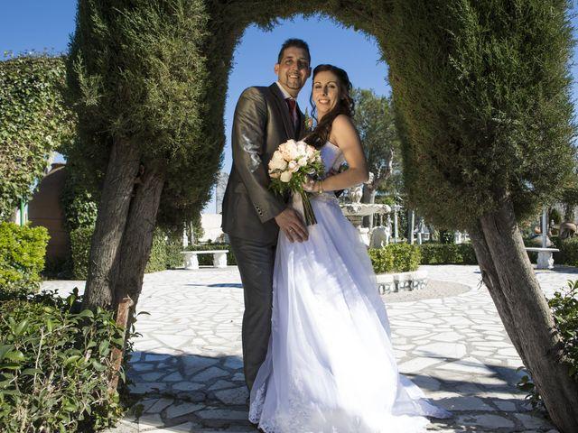 La boda de Alberto y Virginia en Illescas, Toledo 6