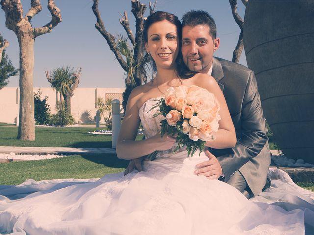 La boda de Alberto y Virginia en Illescas, Toledo 1