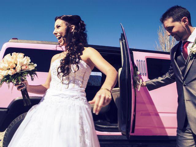 La boda de Alberto y Virginia en Illescas, Toledo 2