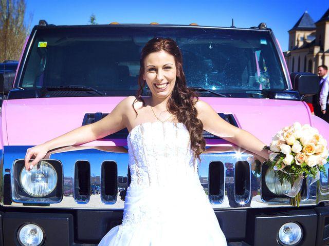La boda de Alberto y Virginia en Illescas, Toledo 9
