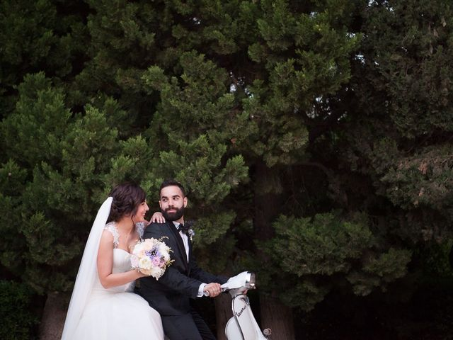 La boda de Cristina y Jonathan