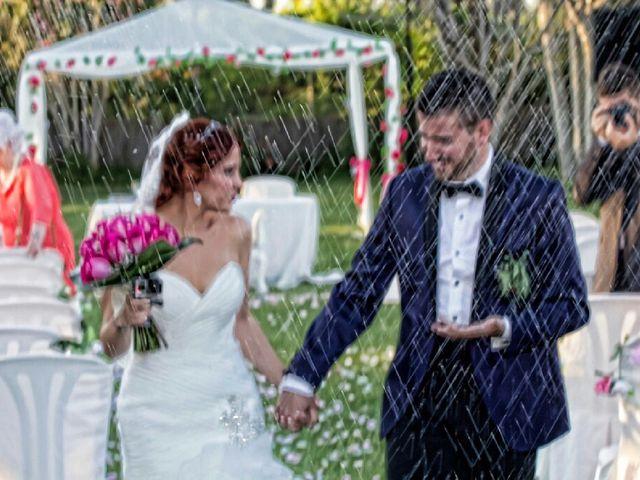 La boda de Daniel y Macarena en Sevilla, Sevilla 12