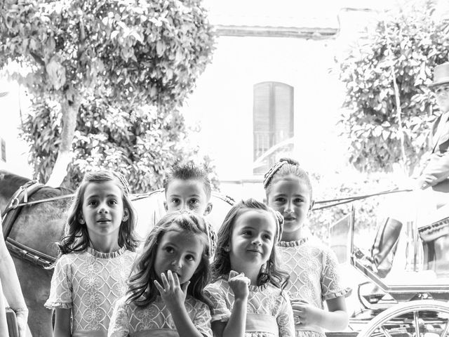 La boda de Juan y Ana en Almensilla, Sevilla 14