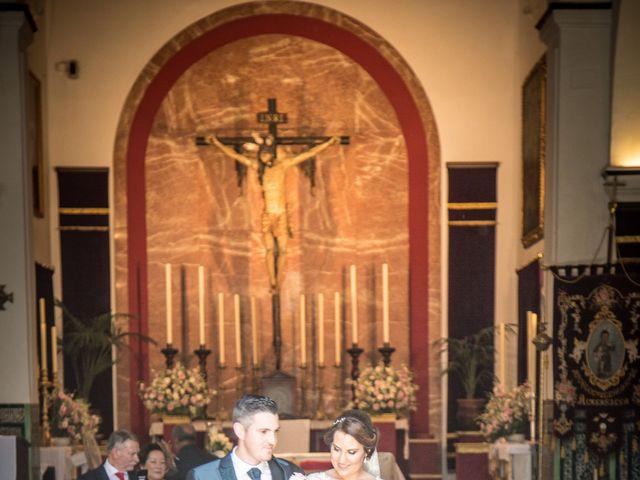 La boda de Juan y Ana en Almensilla, Sevilla 25
