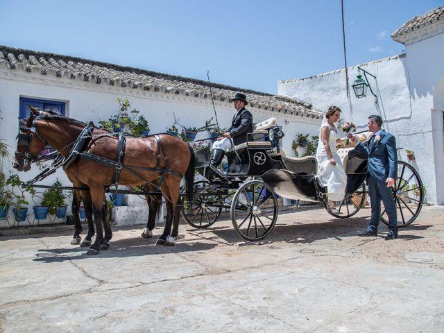 La boda de Juan y Ana en Almensilla, Sevilla 27
