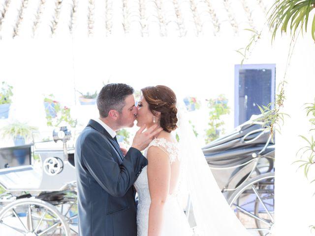La boda de Juan y Ana en Almensilla, Sevilla 33