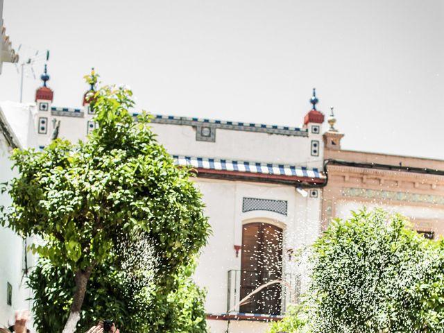 La boda de Juan y Ana en Almensilla, Sevilla 38