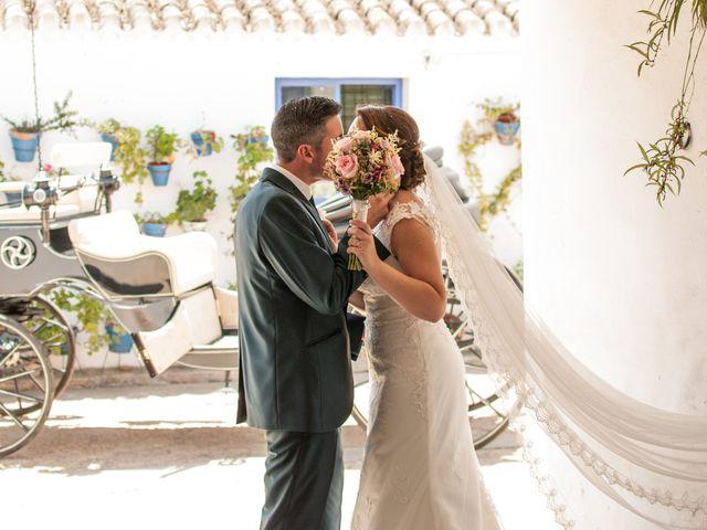 La boda de Juan y Ana en Almensilla, Sevilla 42
