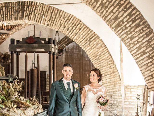 La boda de Juan y Ana en Almensilla, Sevilla 44