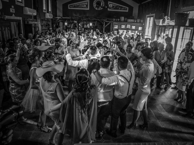 La boda de Juan y Ana en Almensilla, Sevilla 53