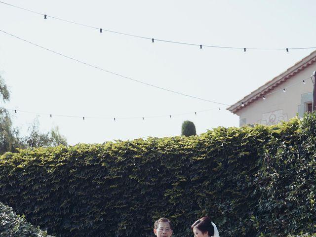 La boda de Rob y Ruby en Sant Vicenç De Montalt, Barcelona 10