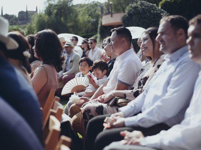 La boda de Rob y Ruby en Sant Vicenç De Montalt, Barcelona 11