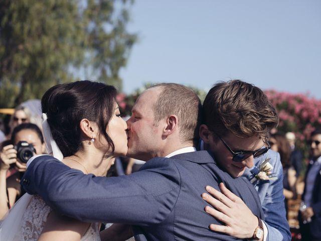 La boda de Rob y Ruby en Sant Vicenç De Montalt, Barcelona 15