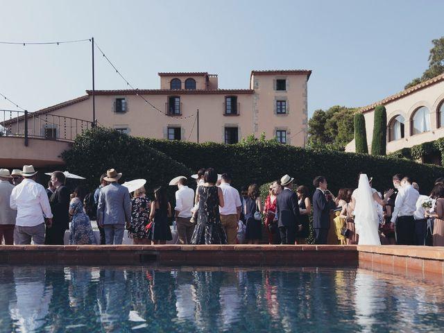 La boda de Rob y Ruby en Sant Vicenç De Montalt, Barcelona 16