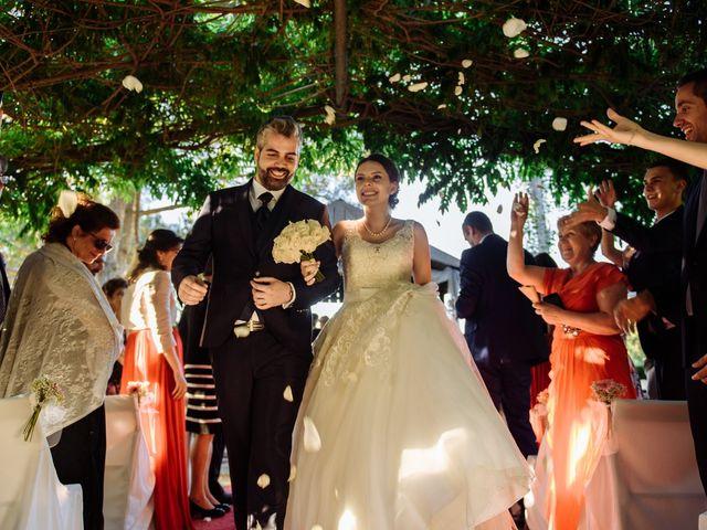 La boda de Irina y Víctor