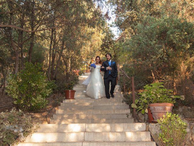 La boda de Jesús y Lovely en San Agustin De Guadalix, Madrid 16