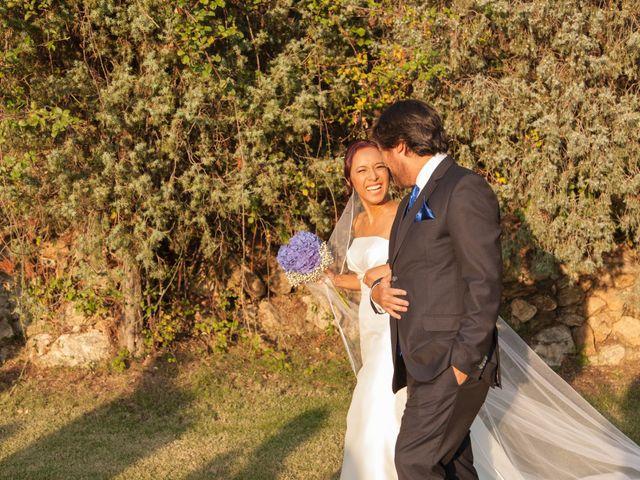 La boda de Jesús y Lovely en San Agustin De Guadalix, Madrid 17