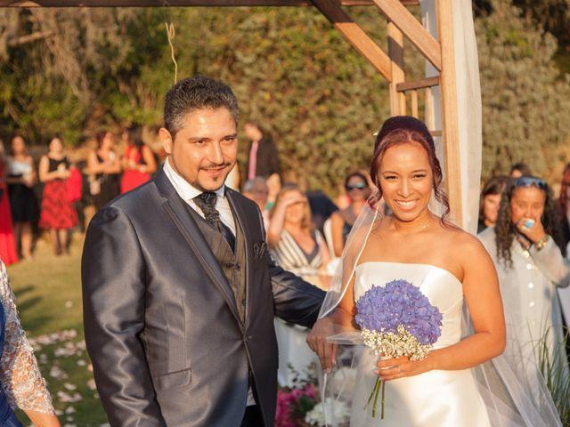 La boda de Lovely y Jesús