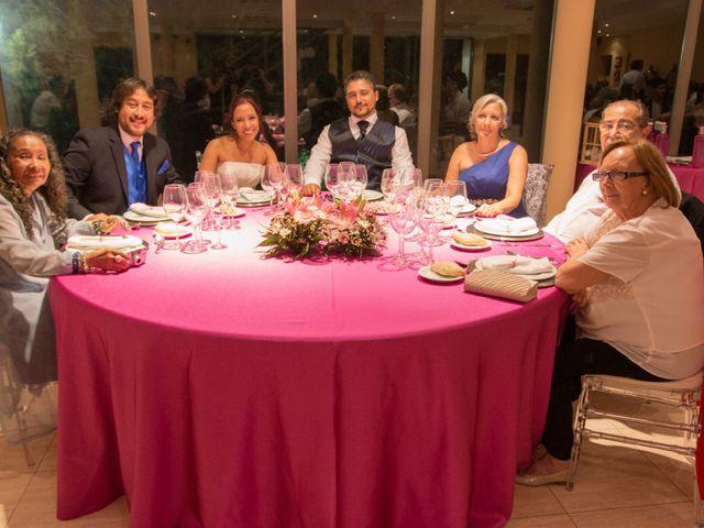 La boda de Jesús y Lovely en San Agustin De Guadalix, Madrid 25