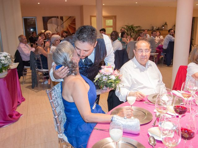 La boda de Jesús y Lovely en San Agustin De Guadalix, Madrid 26