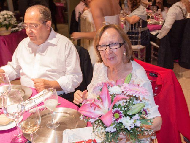 La boda de Jesús y Lovely en San Agustin De Guadalix, Madrid 27